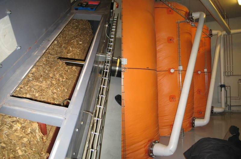 Biomass Heating System ~ Project references overview intech clean energy